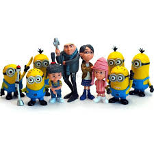 2018 gifts 2015 new despicable me 2 minions toys ornament