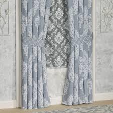 Denim Curtain Ansonia Denim Blue Damask Comforter Bedding By Piper U0026 Wright