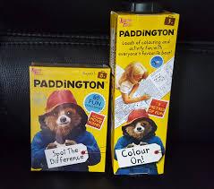 Paddington Spot The Difference U0026 Colour On Review