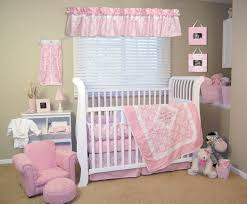 baby crib bumpers nursery ideas for girls little girls bedding