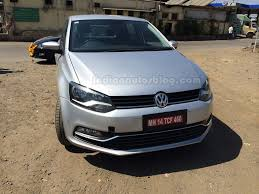 polo volkswagen 2014 new 2014 vw polo facelift spy pics from india launch mid 2014