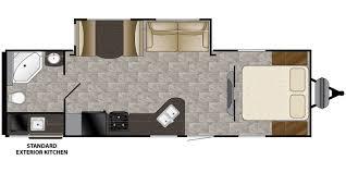 heartland 5th wheel floor plans 2018 heartland trailrunner tr27odk jpg