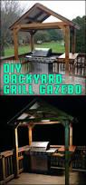 outdoor patio grill gazebo 17 mejores ideas sobre grill gazebo en pinterest
