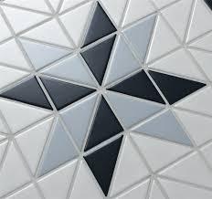 blue mountain blossom 2 u0027 u0027 triangle geometric kitchen wall tiles