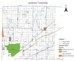 Ohio Road Map Jackson Township Zoning