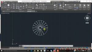 how to draw spiral stairs in autocad youtube how to draw spiral stairs in autocad
