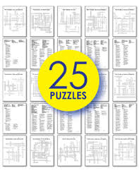 6th grade math worksheets math worksheets 6th grade math vocabulary crossword puzzles tpt