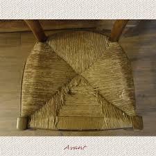 assise de chaise en paille technique rempaillage paille paille tissu