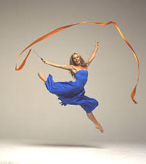 ribbon dancer company ribbon movement