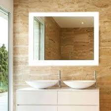 Built In Bathroom Vanity Bathroom Vanity Mirror Light Fixtures With Built In Lights Single
