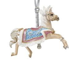 breyer flurry carousel 2017 ornaments