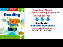 grade 1 reading kumon reading workbooks youtube