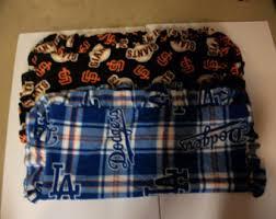 Dodger Crib Bedding by Dodgers Baby Bedding Etsy