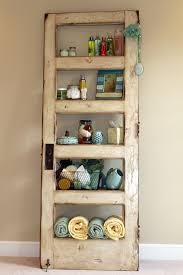 Door Bookshelves by Vintage Door Repurposed Bookshelf Go Green By Thedoorshelffactory