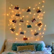 Decorative Lights For Bedroom Bedroom String Lights Decorative Lights In A Bedroom Home