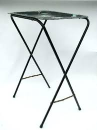 carter metal folding tray table black traditional tv contentbuilder site page 19