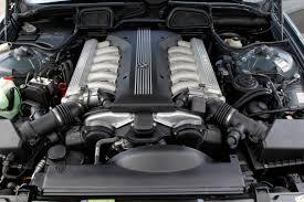 bmw 12 cylinder cars bmw 750il e38 25 years of bmw 12 cylinder engines