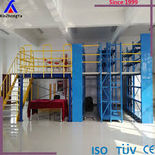 steel structure mezzanine floor steel structure mezzanine floor