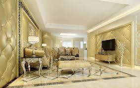 neoclassical design 3d neoclassical living room render interior design