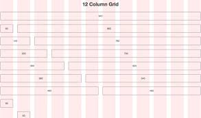 web layout grid template grid layouts in modern web design