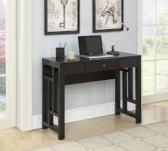 Small Wooden Desk Amazon Com Convenience Concepts Newport Laurel Desk Espresso