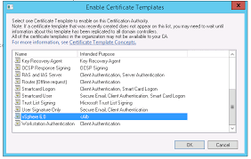 Email Response Templates by Creating A Vsphere 6 Certificate Template In Active Directory