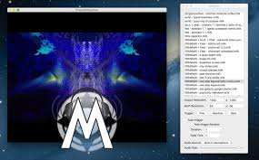 projectmilkspyhon free milkdrop music visualizer