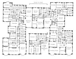 mediterranean mansion floor plans entrancing for mansions corglife