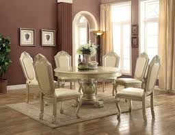 chateau de ville 64050 dining table by acme w options