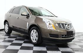 2014 cadillac srx 2014 used cadillac srx certified srx luxury collection awd suv
