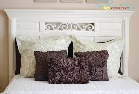 Paint A Headboard by Painting Bedroom Furniture Shanty 2 Chic
