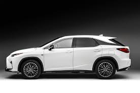 lexus car 2016 price 2016 lexus rx350 rx450h first look
