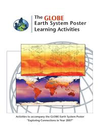 globe my nasa data globe earth system poster
