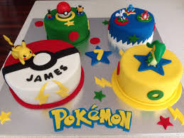 anniversaire theme pokemon pokemon cake alis 7th birthday pinterest pokémon cake and