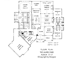 laurel park house plan house plans by garrell associates inc