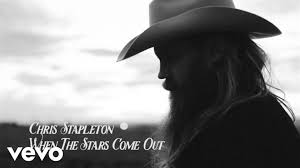 chris stapleton when the come out audio