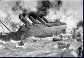 sinking of the lusitania lost in the myths of history the sinking of lusitania