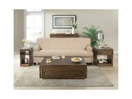 Coffee Table With Drawers by Riverside Furniture Modern Gatherings Contemporary Coffee Table