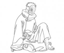 coloring pages naruto free printable coloring pages free