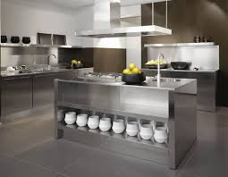 modern kitchen cabinets metal 16 metal kitchen cabinet ideas home design lover
