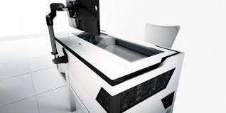 Diy Pc Desk Nzxt Building The Ultimate Diy Desk Pc Milled
