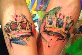 tons of crown tattoos designs royally amazing