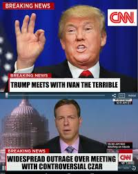 Cnn Meme - use this new cnn phony breaking trump news template to make fun of