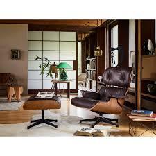 eames chair living room eames lounge chair u0026 ottoman winter edition 2017 skandium