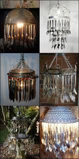 what do you think of this unique kitchen chandeliers made from