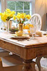 my sweet a spring table setting