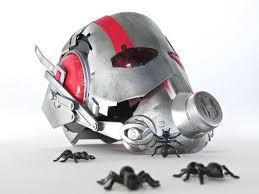 upcycled ant man helmet 15 steps pictures