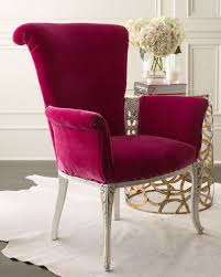 Velvet Accent Chair 5 Velvet Accent Features For This Fall