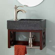 Wall Mount Bath Sink 16