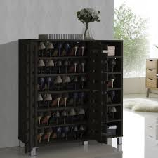 24 Drawer Storage Cabinet by Rebrilliant 24 Pair Shoe Storage Cabinet U0026 Reviews Wayfair